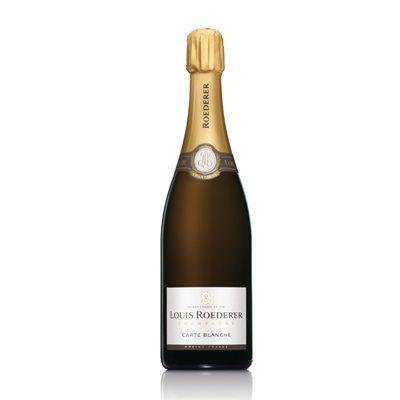 Champagne Carte Blanche Demi Sec NV - Wine Online