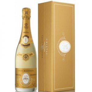 Cristal Brut Vintage 2004 - Wine Online